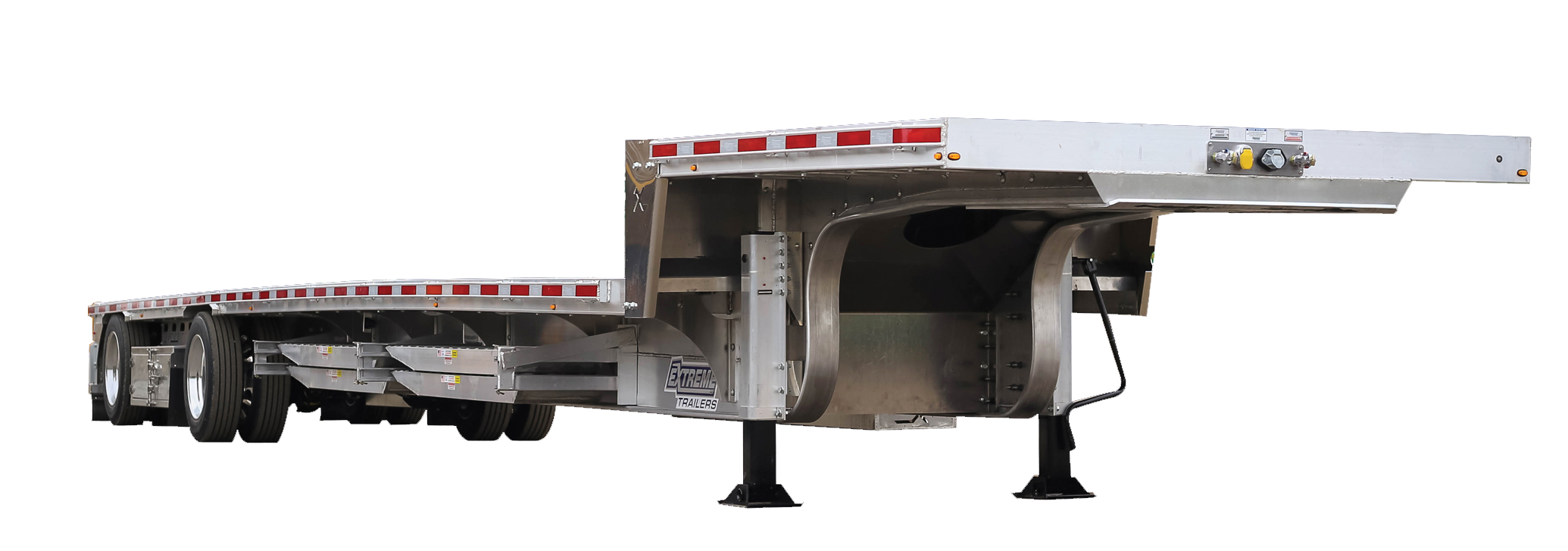 Extreme Step Deck Trailers